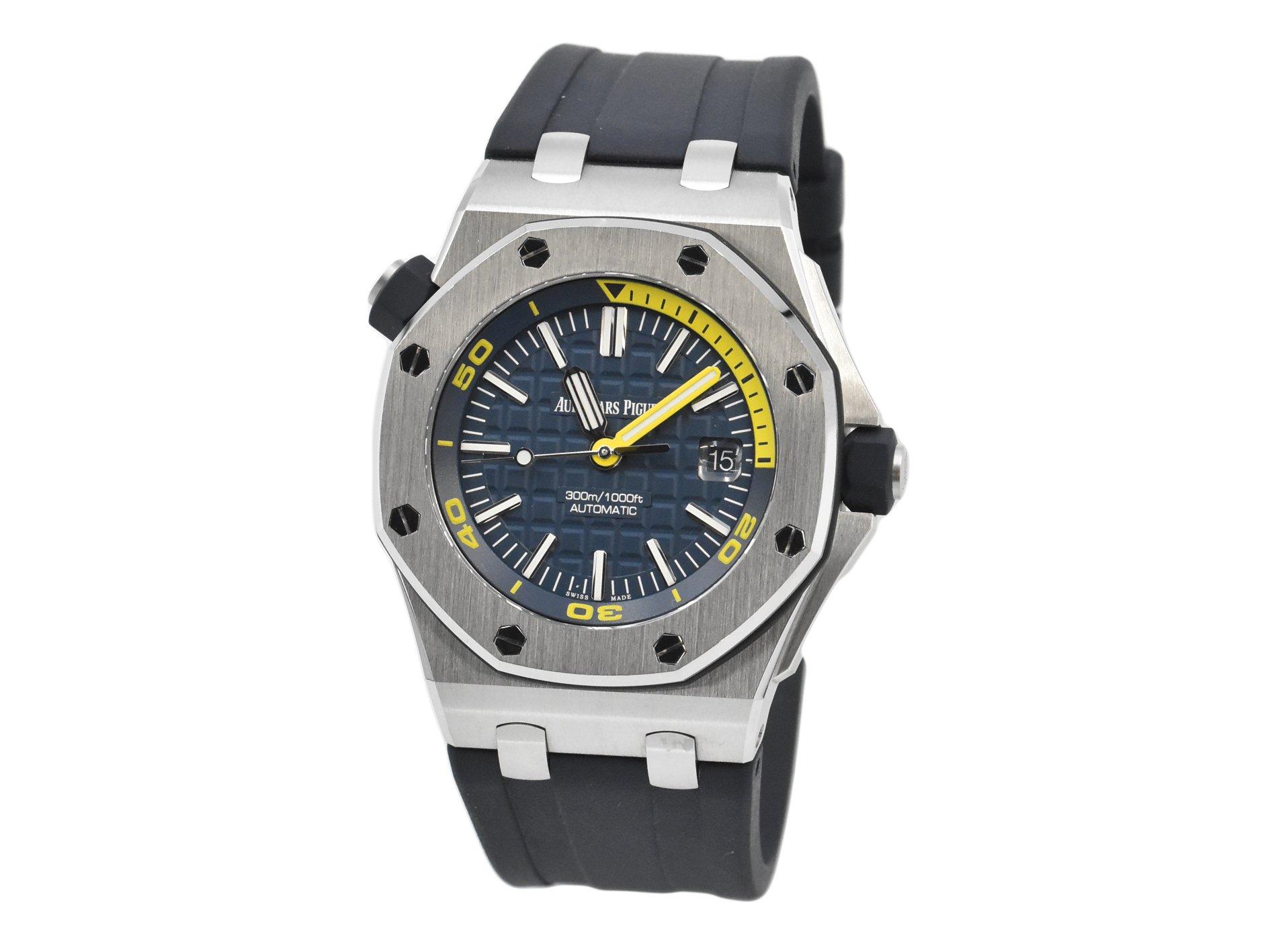 12a22c9254a Audemars Piguet Royal oak offshore Diver boutique edition 15710ST.OO ...